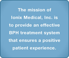 Ionix Mission Statement